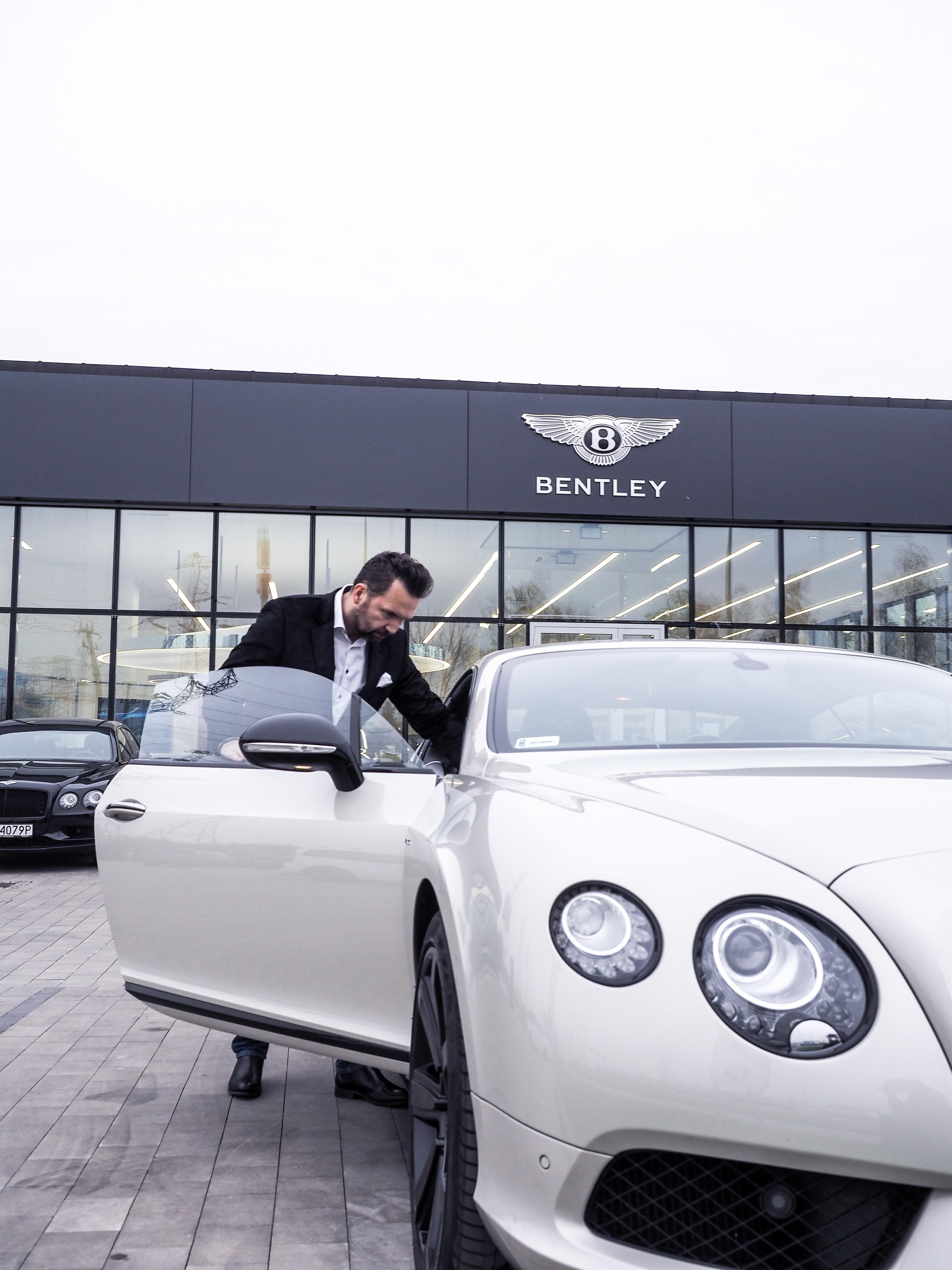 Bentley burzliwe dzieje marki Mr Luxury