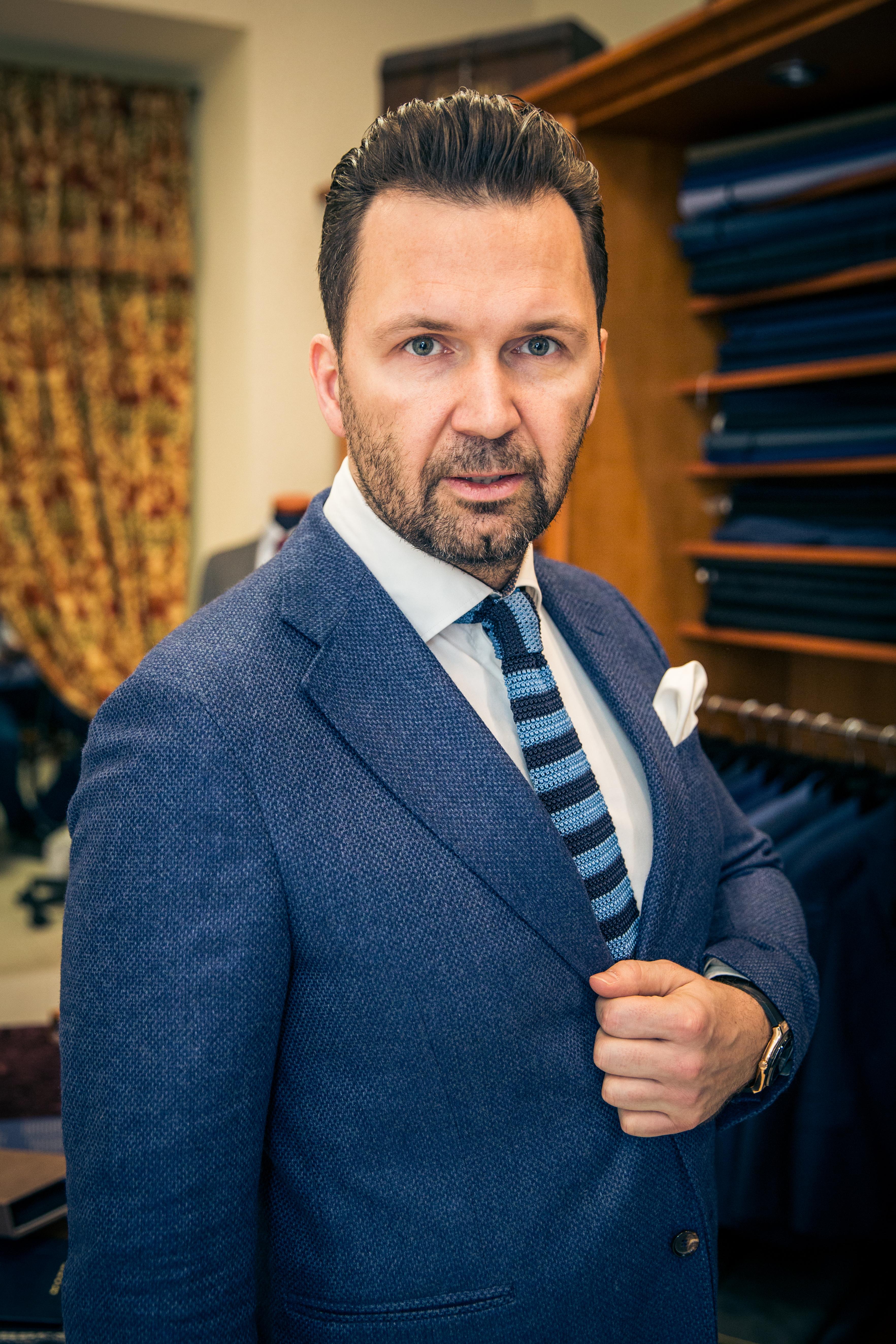 4569a6d2d47be 5 rzeczy, których nie wiedzieliście o krawatach - Mr Luxury