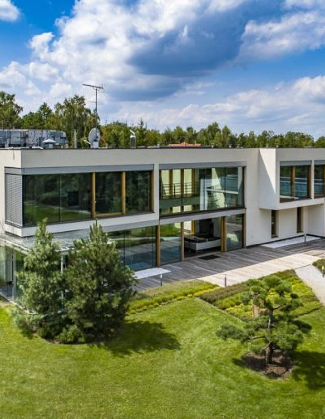 The perfect house near Warsaw