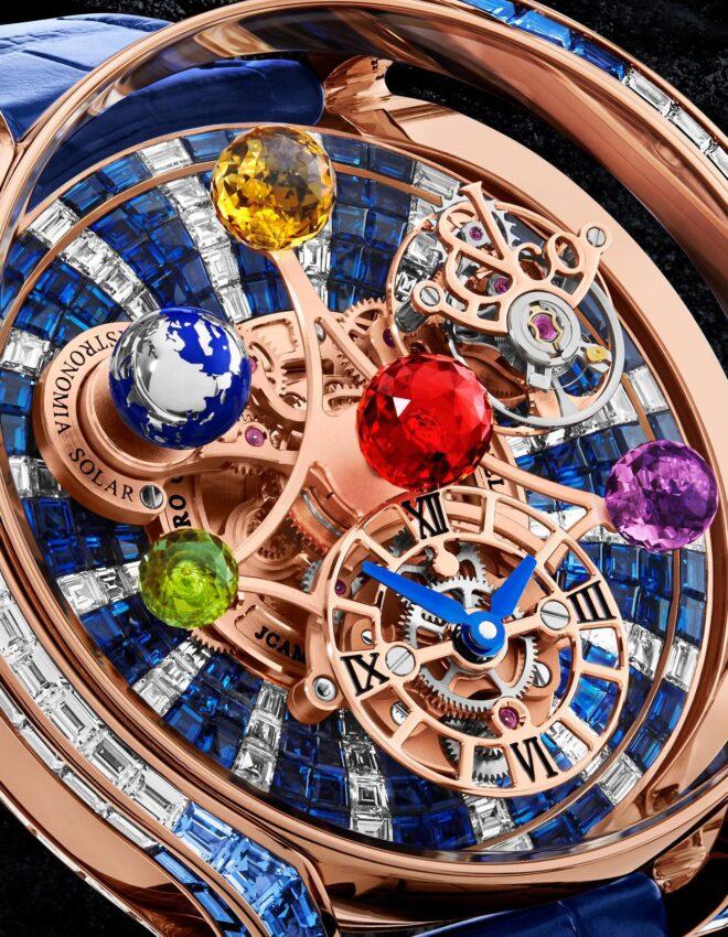 Niesamowite zegarki Jacob & Co.