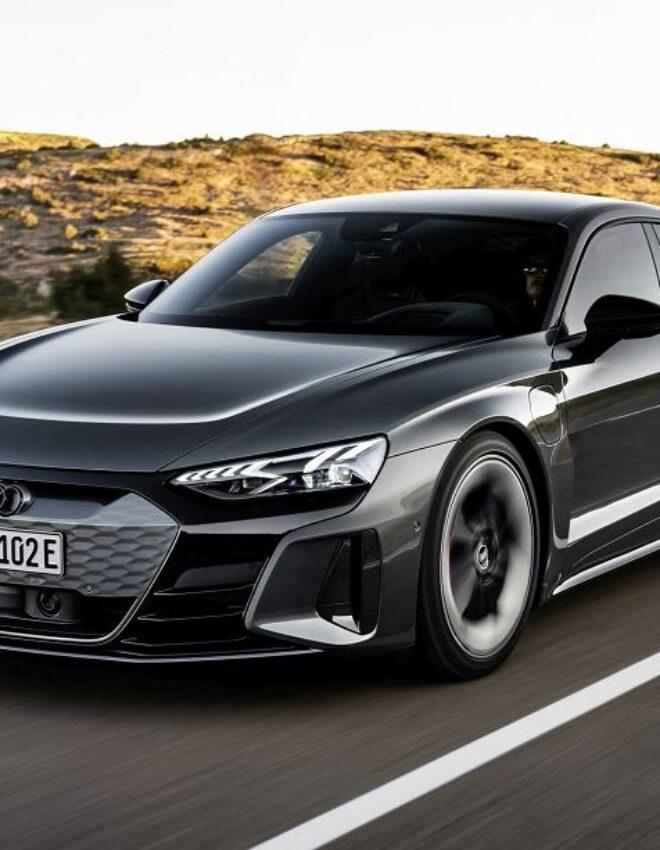 Audi e-tron GT: mocny i elektryczny