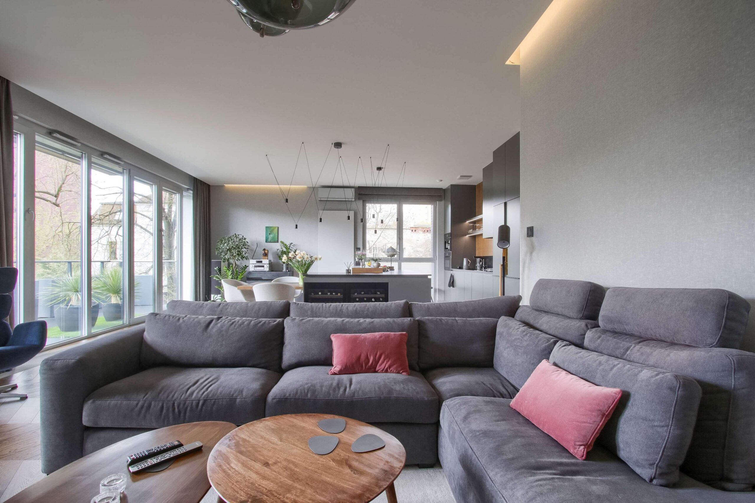 Apartament inwestycyjny Mokotów