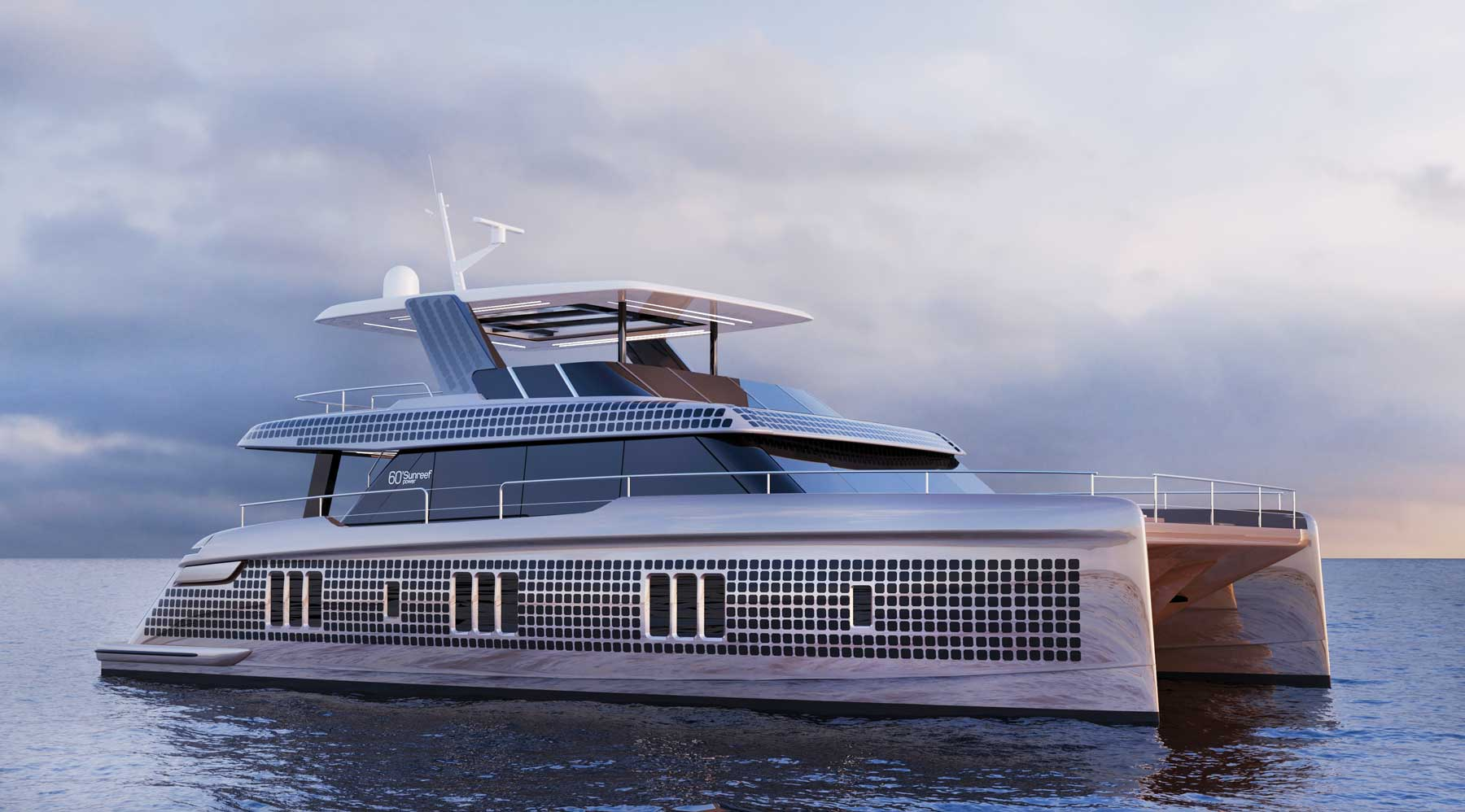 Jacht Sunreef Power Eco 60