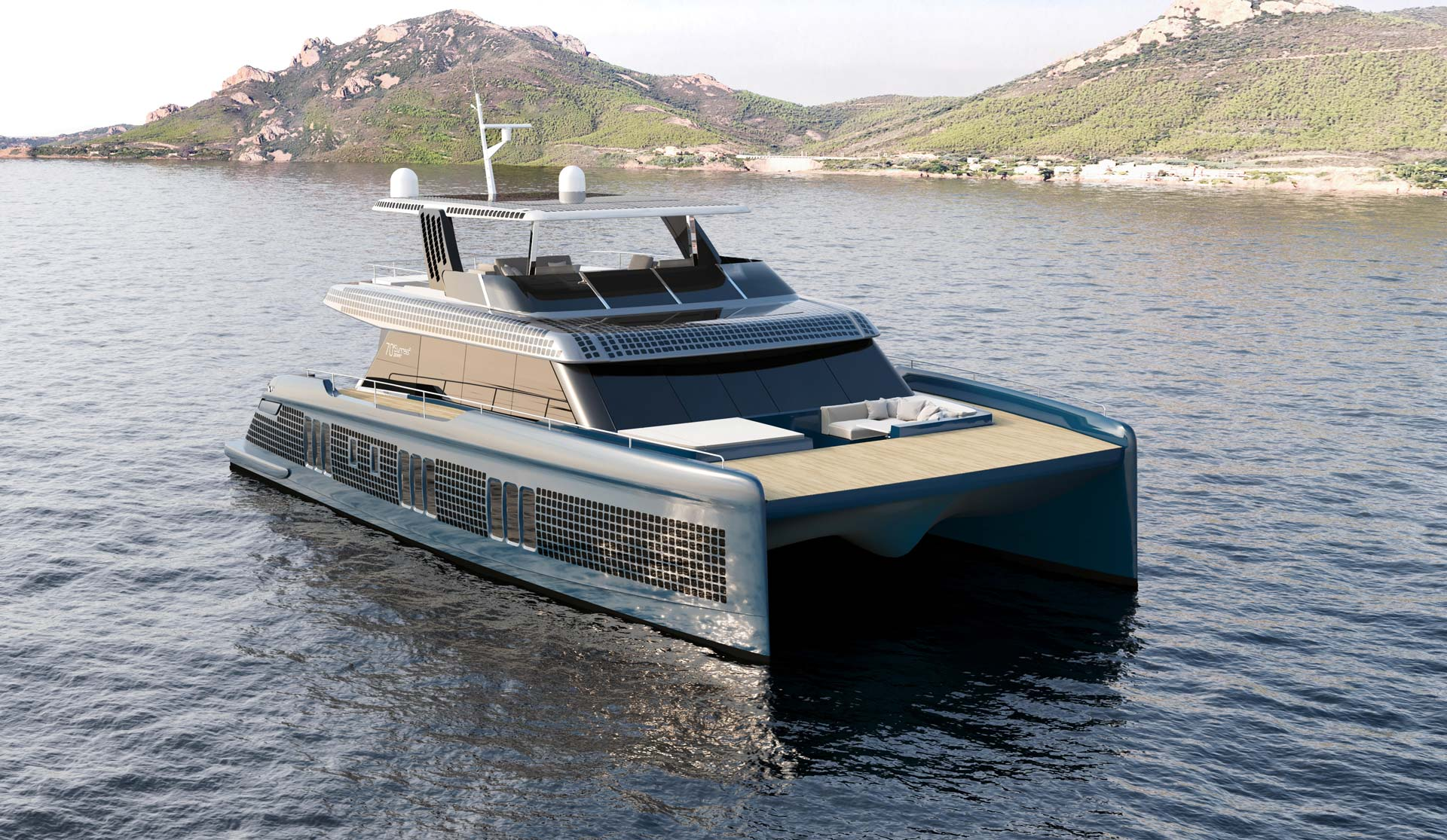 Jacht Sunreef Power Eco 70