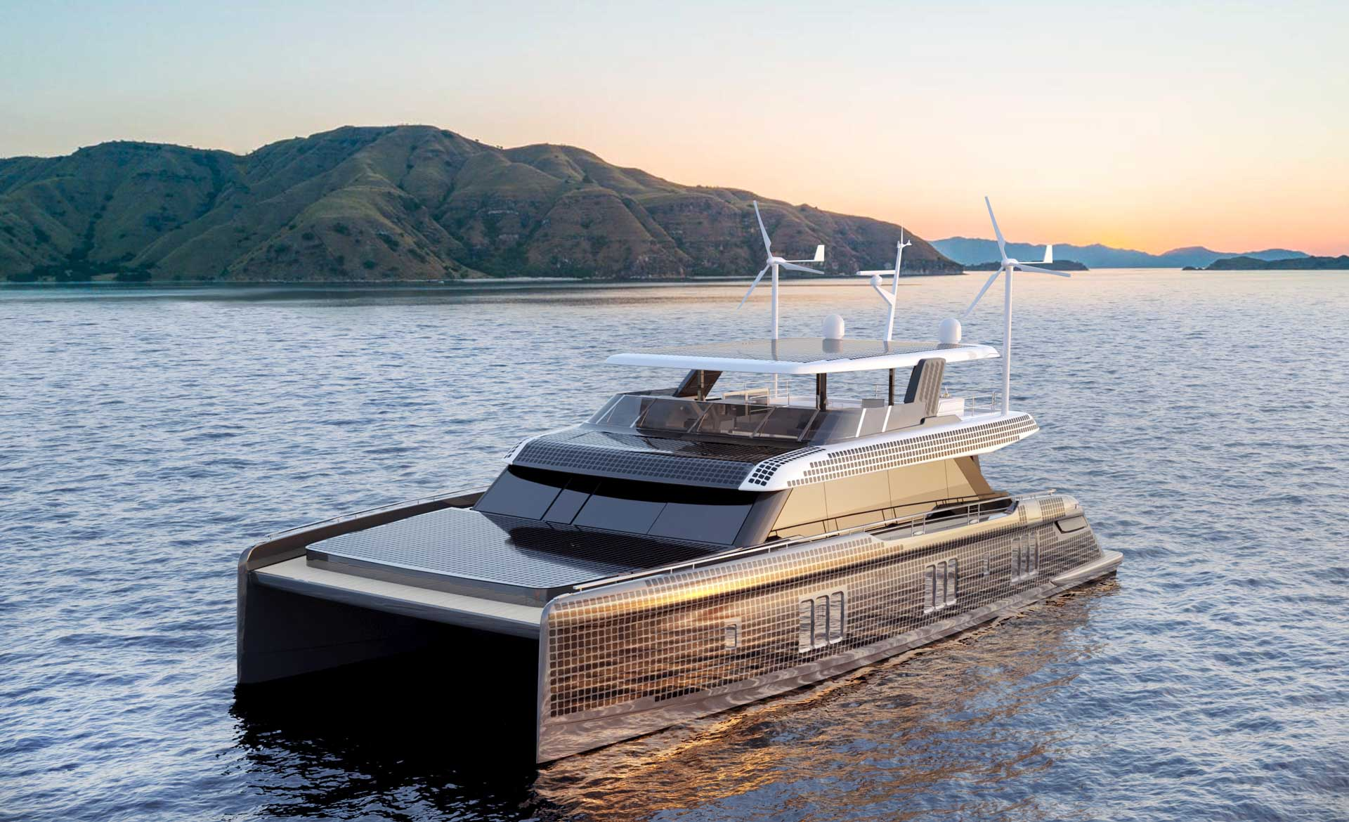 Jacht Sunreef Power Eco 80