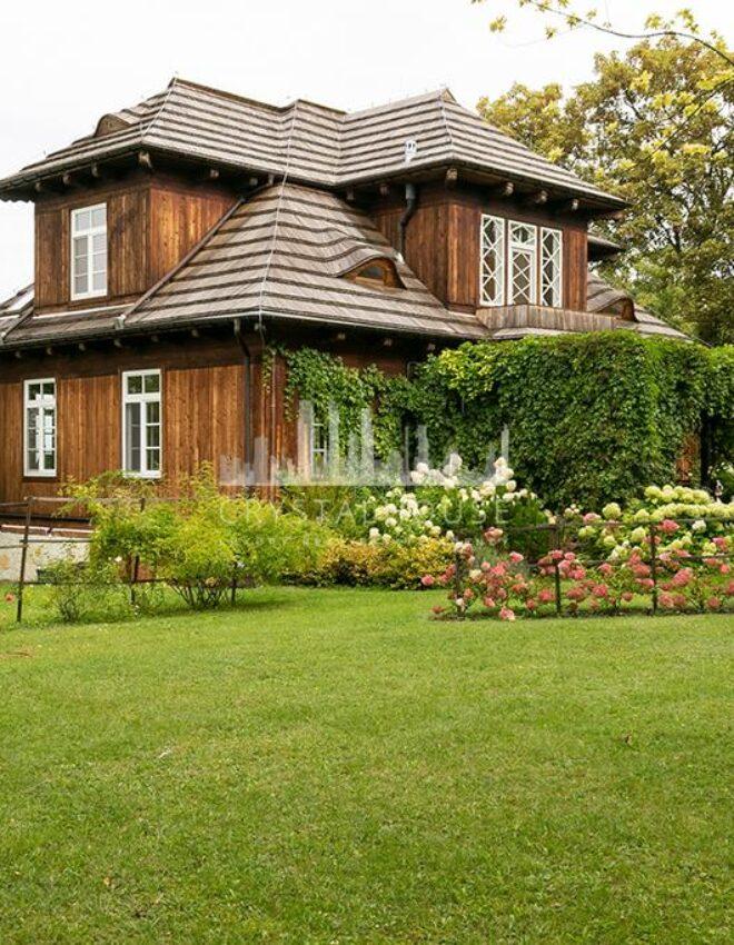 Willa rodziny Klarnerów w Kazimierzu Dolnym: dom z duszą