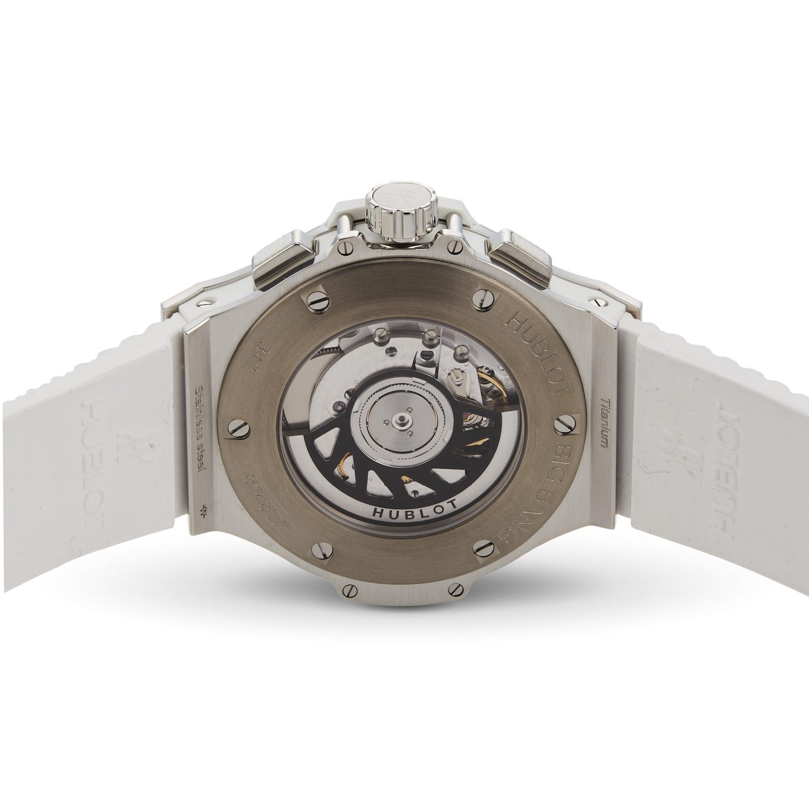 zegarek Hublot Big Bang White Diamonds