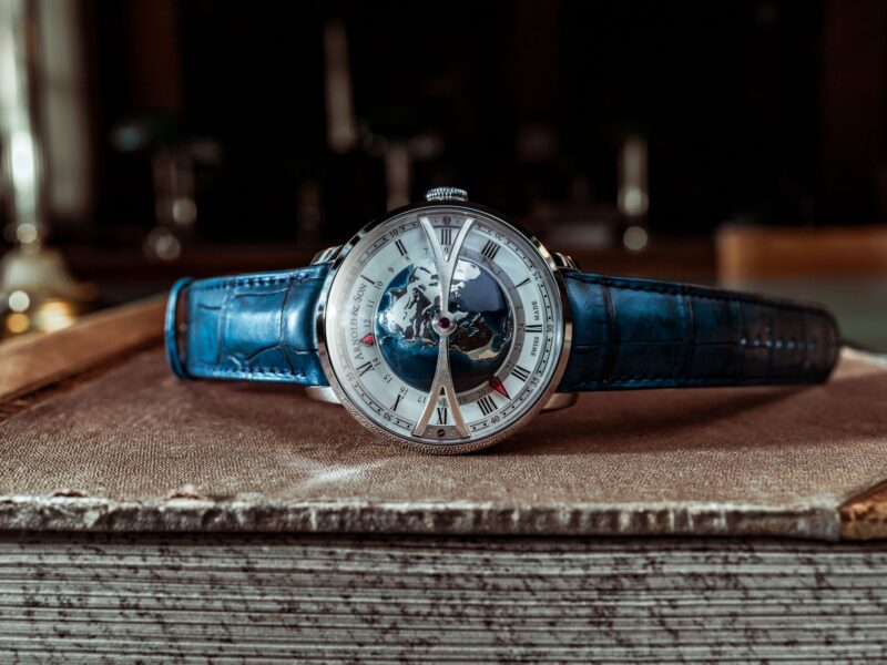 Arnold & Son: zegarki z morskim rodowodem