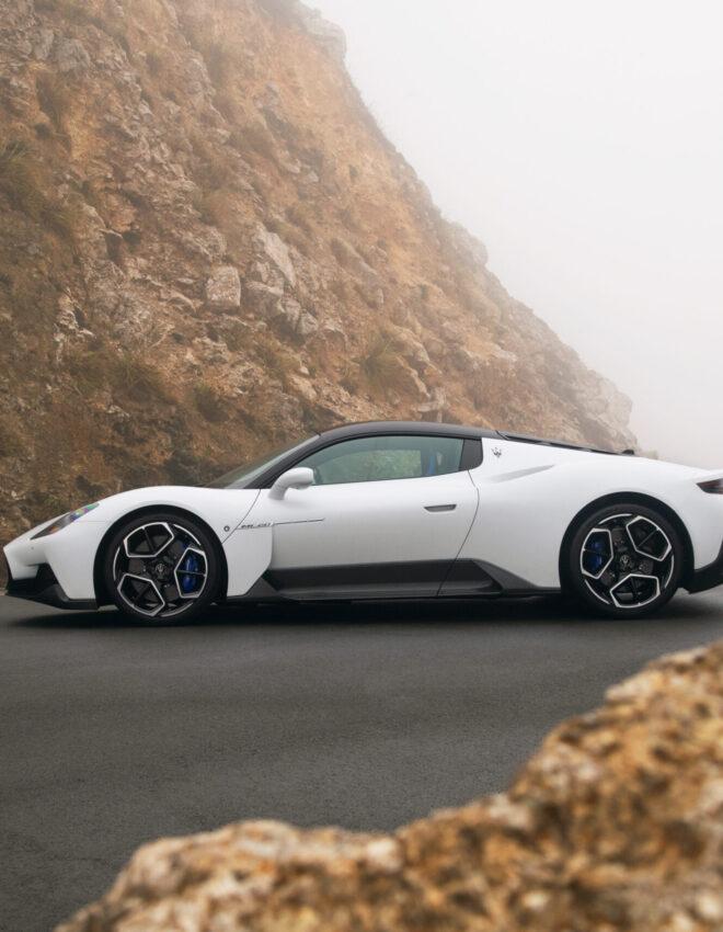 Maserati MC20: sportowa elegancja