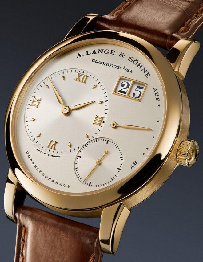 A. Lange & Soehne: luksusowe zegarki z Niemiec